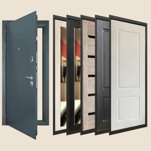 Дверь Гранит К2  - Официальный сайт