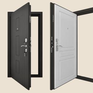 Дверь Гранит Т3 Люкс