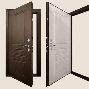 Дверь Гранит Ультра М3 Люкс